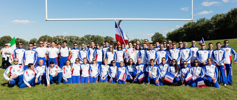 Les athlètes français aux championnats du monde 2016